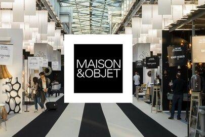 Maison&Objet Paris: fysieke beurs