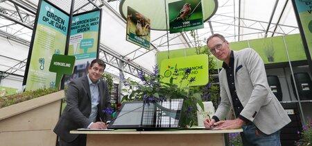 Samenwerking Interpolis en Tuinbranche Nederland