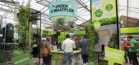 Groene Klimaatpleinen